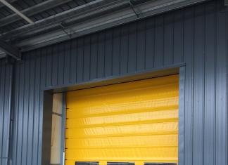 Rapid Rise Roller Shutter Doors